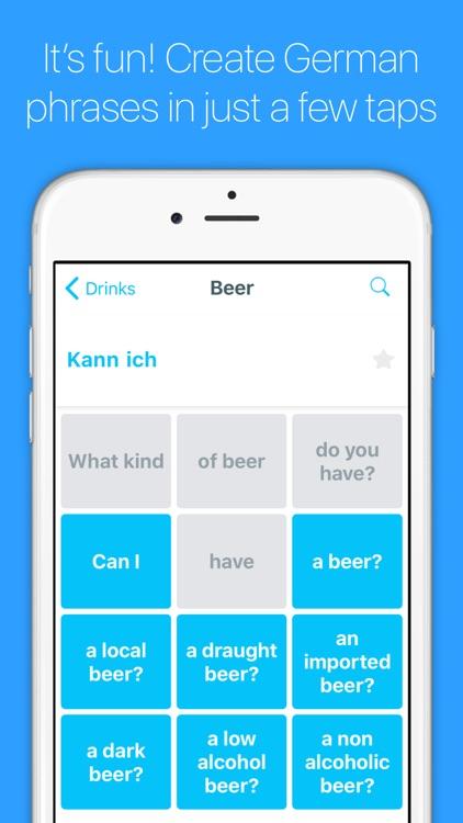 English to German (Germany) screenshot-0