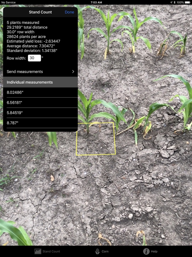 Pocket Agronomist brings Machine Learning and AR to Agriculture Image