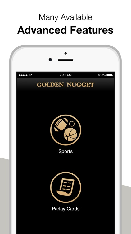 Golden Nugget Las Vegas Sports