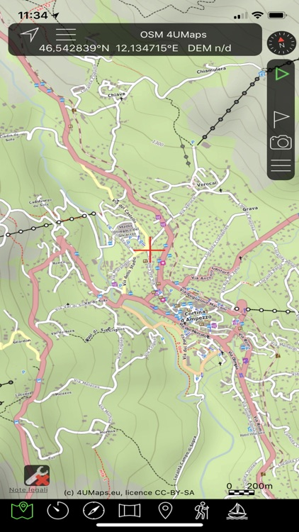 OkMap Mobile screenshot-1