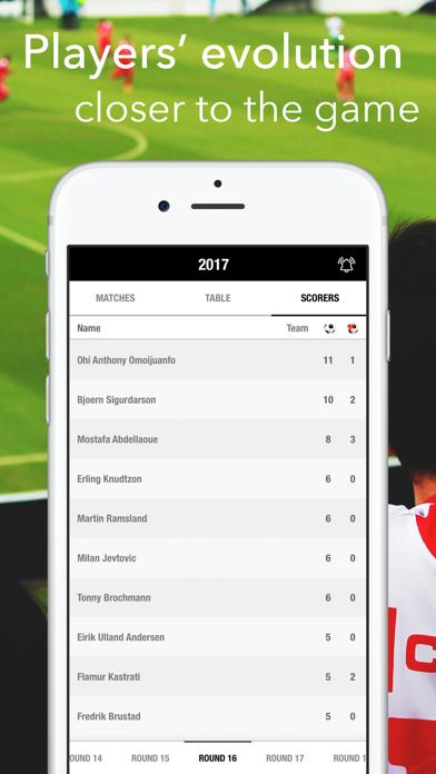 点击获取Football - Eliteserien Norway
