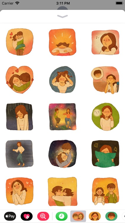 Puuung Animated Stickers