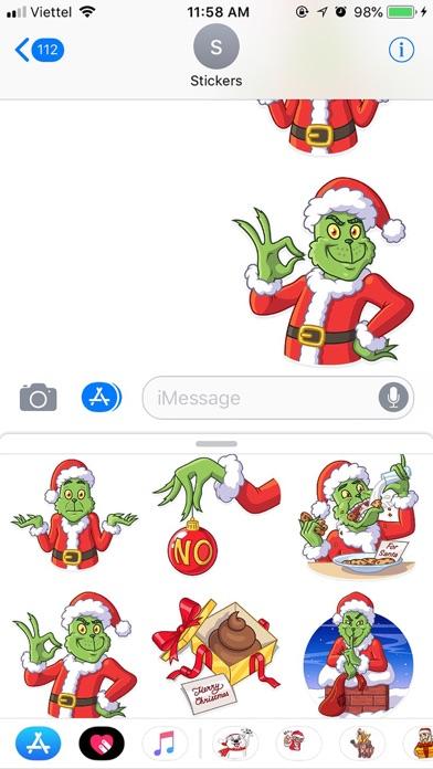 Christmas Funny Sticker 2019 screenshot 3