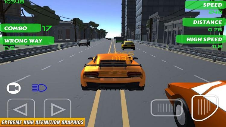 Car Highway Rush:Road Race