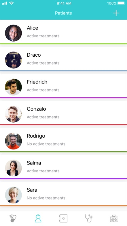 GetWell: Treatment tracker screenshot-3