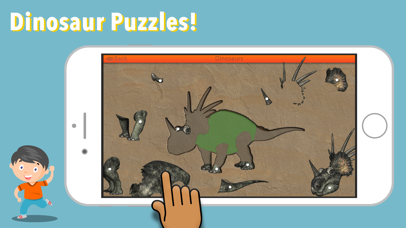Let's Learn About Dinosaurs! screenshot 5