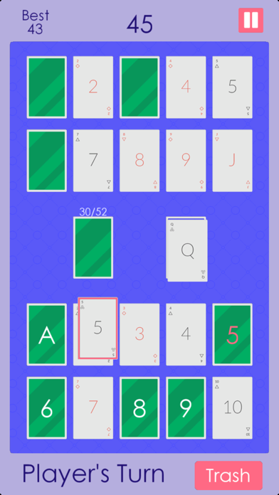 Garbage/ Trash The Card Game screenshot 2