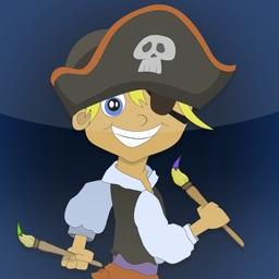 Painting Pirate