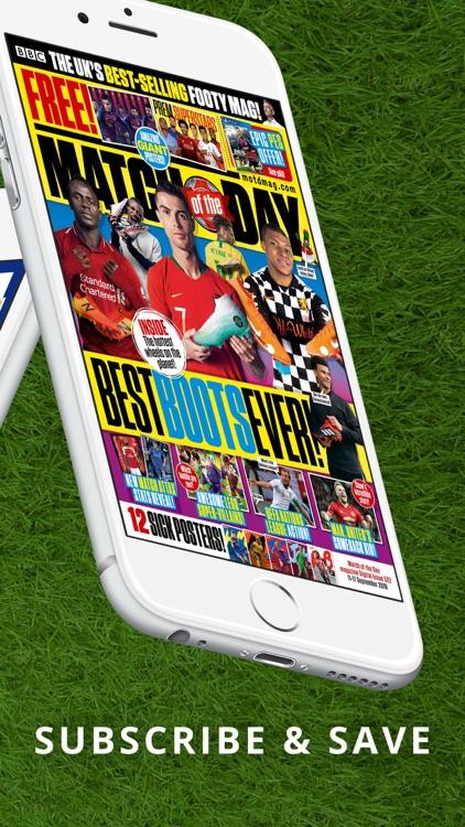 BBC Match of the Day Magazine screenshot-3