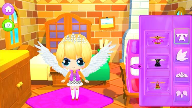 魔法公主:公主换装游戏 screenshot-3