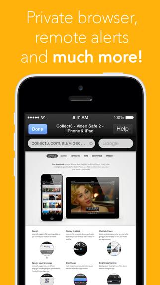 Video Safe 2 - Photos & Videoのおすすめ画像5