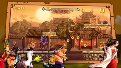 Kungfu Pigsy - endless runner screenshot one