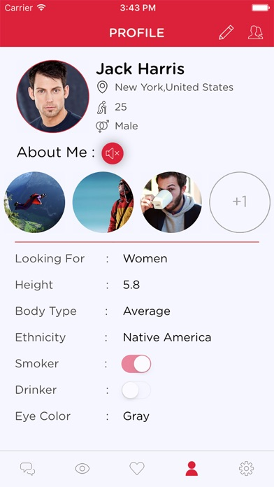 voice chat dating app