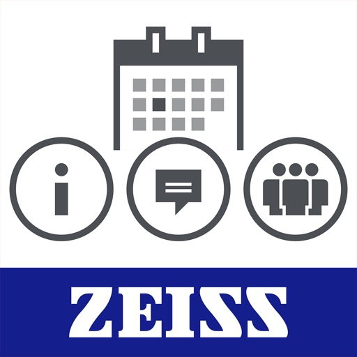ZEISS Events free software for iPhone and iPad