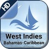 West Indies Boating Charts
