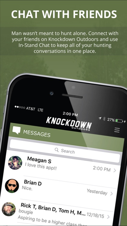 Knockdown Outdoors Hunting App screenshot-4