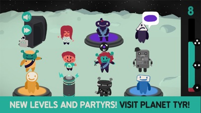 Partyrs Screenshot 1