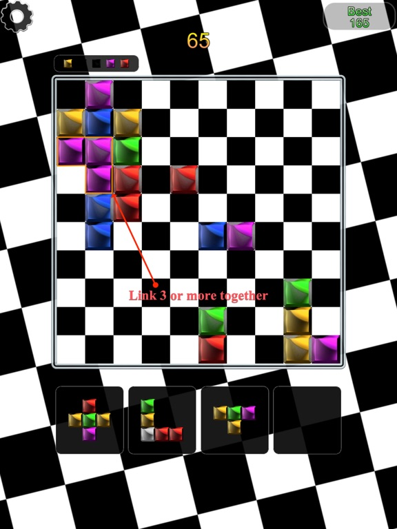 Chain the Color Block screenshot 7