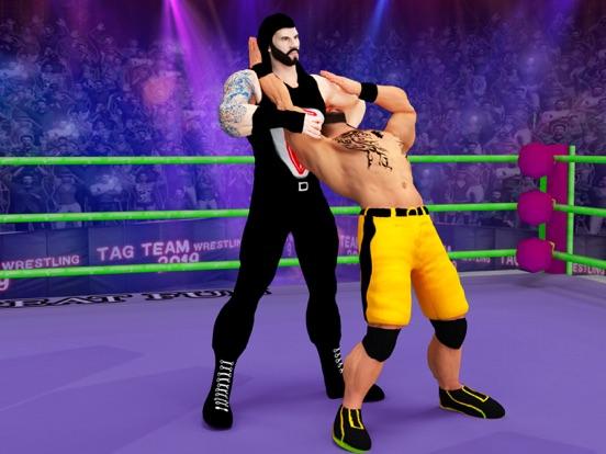 Real Wrestling Revolution 3d screenshot 13