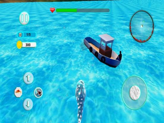 Скачать Акула Атака эволюция 3D профес