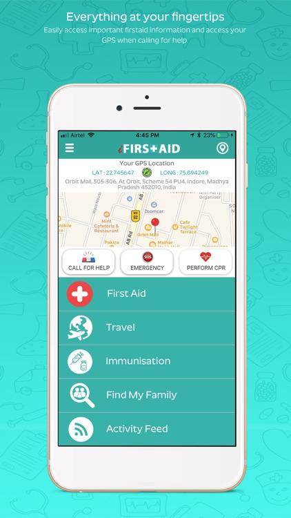 iFirstAid Lite screenshot-4