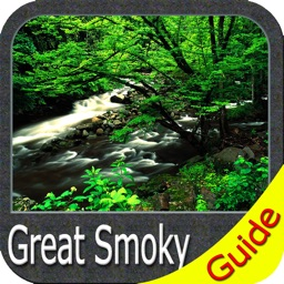 Great Smoky Mountains Park - GPS Map Navigator