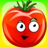 Verduras divertidas! Juegos educativos para niños