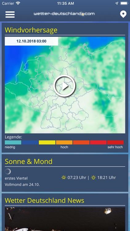 wetter DE screenshot-4