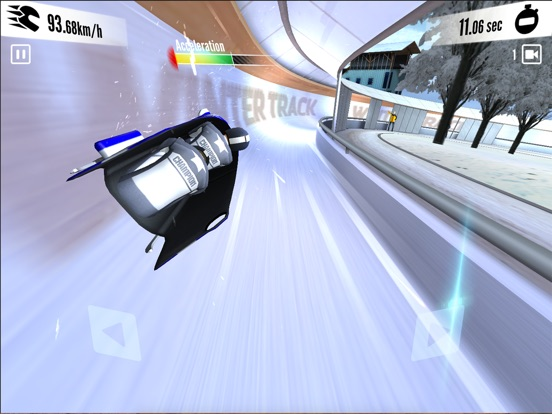 Image of Sleigh Champion : Winter sport for iPad