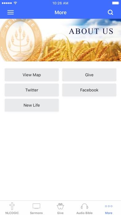 NewLife.Church screenshot 3