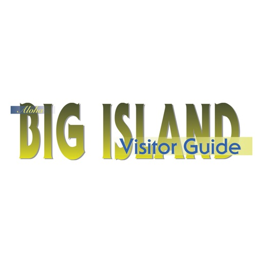 Aloha-Big Island Visitor Guide icon