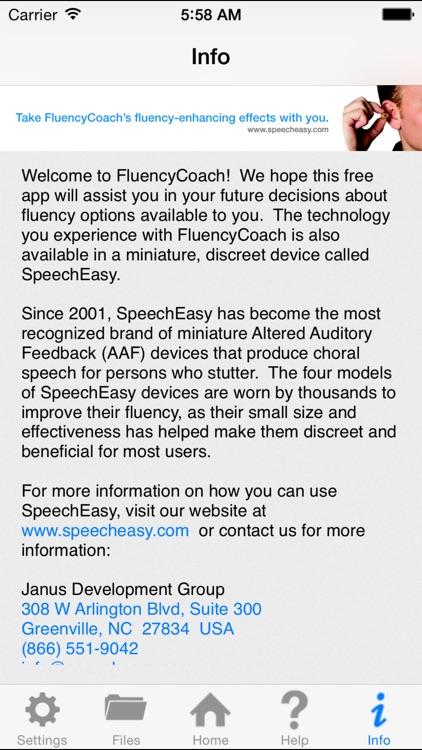 FluencyCoach screenshot-3