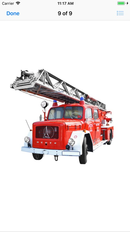 Fire Truck Stickers screenshot-9