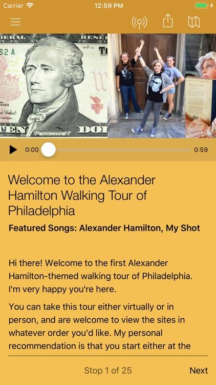 Alexander Hamilton Tours screenshot-4
