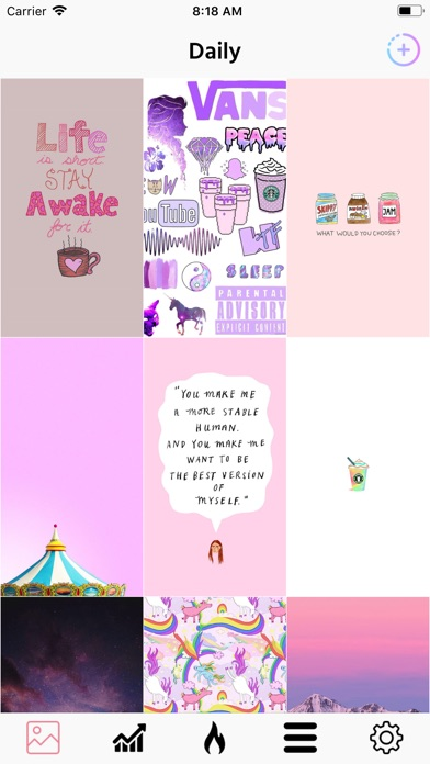 HD Cute Wallpapers for Girls - by Milana Izaeva - Entertainment Category - 4,417 Reviews - AppGrooves: Discover Best iPhone & Android Apps & Games