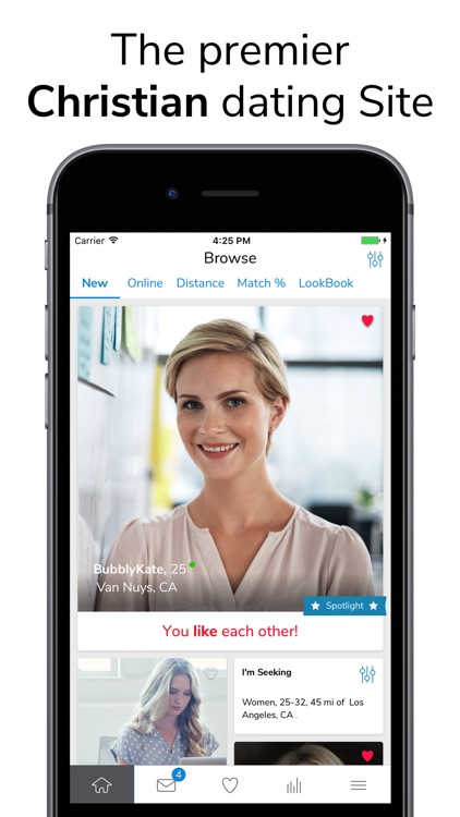 good dating sites on iphone