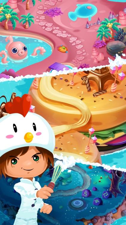 Jelly Monster: Match 2 Blast screenshot-4