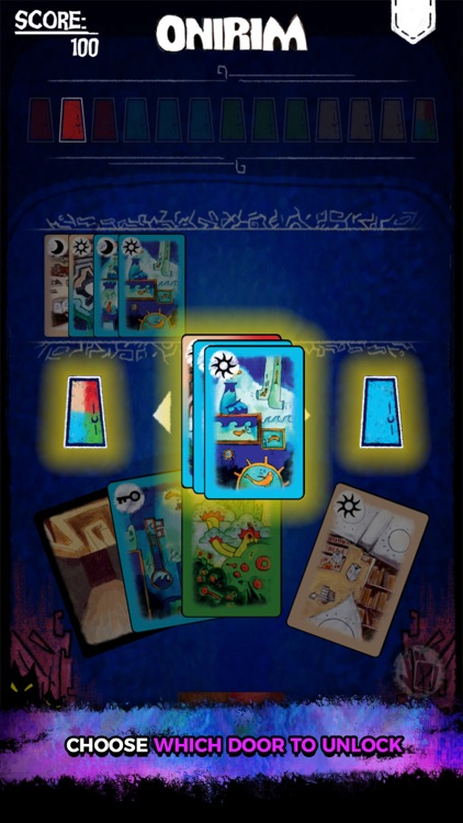 Onirim - Solitaire Card Game screenshot-3