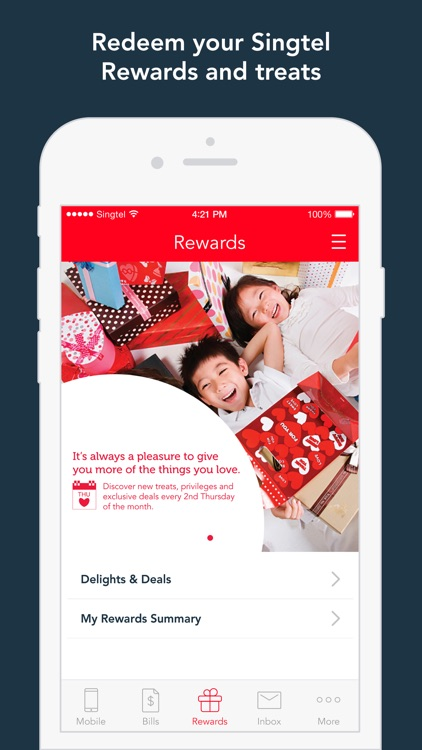 My Singtel app screenshot-3