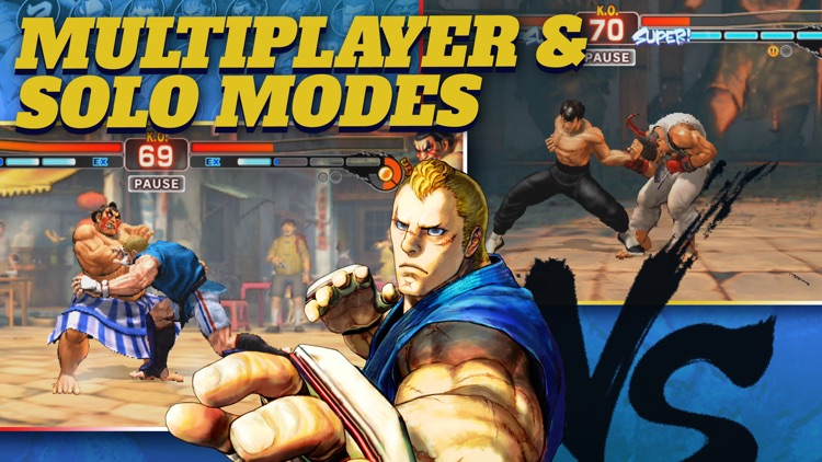 Street Fighter IV CE screenshot-5