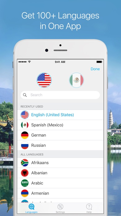 Live Translator - Instant Voice & Text Translator Screenshot 4