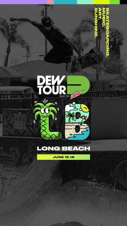 Dew Tour Contest Series