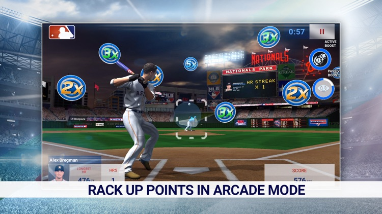 MLB Home Run Derby 18 screenshot-3