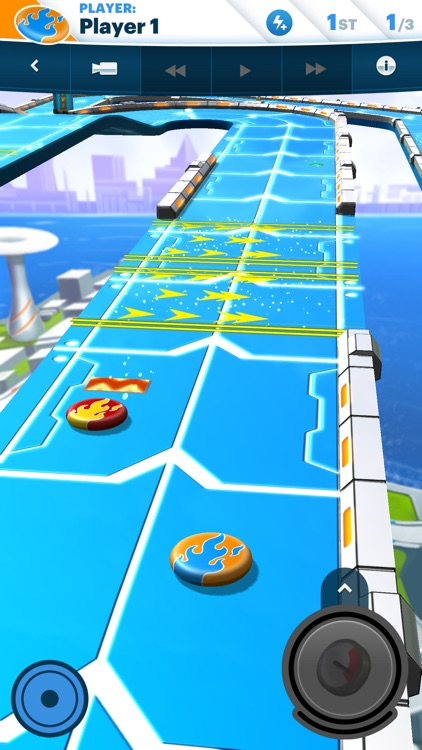 Disc Drivin' 2 screenshot-1