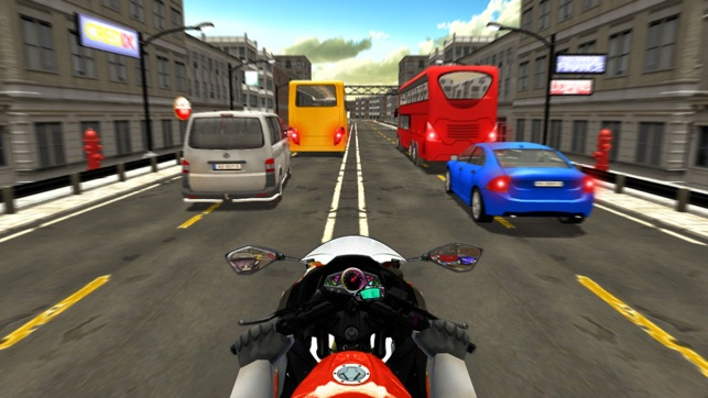 Endless Moto Bike Riding Game on the App Store