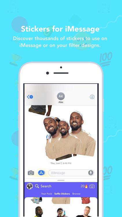 FilterPop for Snapchat screenshot-3