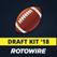 Fantasy Football Draft Kit '18 - Roto Sports, Inc.