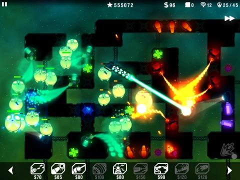 Radiant Defense для iPad