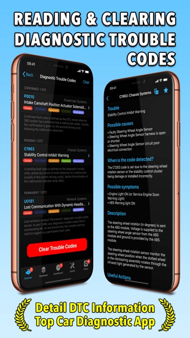 OBD Car Scanner Pro - App - Mobile Apps - TUFNC