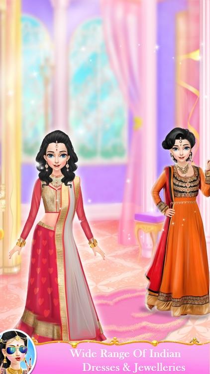 Wedding Day Makeover Game screenshot-4